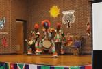 <p>Kotchegna Dance Company drummers kept the beat going.</p>