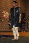 "<p>Vidit Jain, ASU MBA student from Natchez campus, wearing Indian cultural attire called ""Bherwani"".</p>"