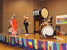 <p>A dance with flute and drum accompaniment from Taikoza.</p>