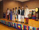 <p>The Cultural Fashion Show, under the direction of Ms. Rani Panicker, showed different men's attire from several of the countries represented by students, staff and faculty at Alcorn State University.</p>