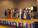 <p>The Cultural Fashion Show, under the direction of Ms. Rani Panicker, showed different women's attire from several of the countries represented by students, staff and faculty at Alcorn State University.<br></p>