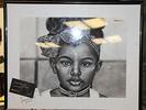 <p>Close-up of one of Joseph Maxwellson's amazing pencil art.  His work is quite impressive.</p>
