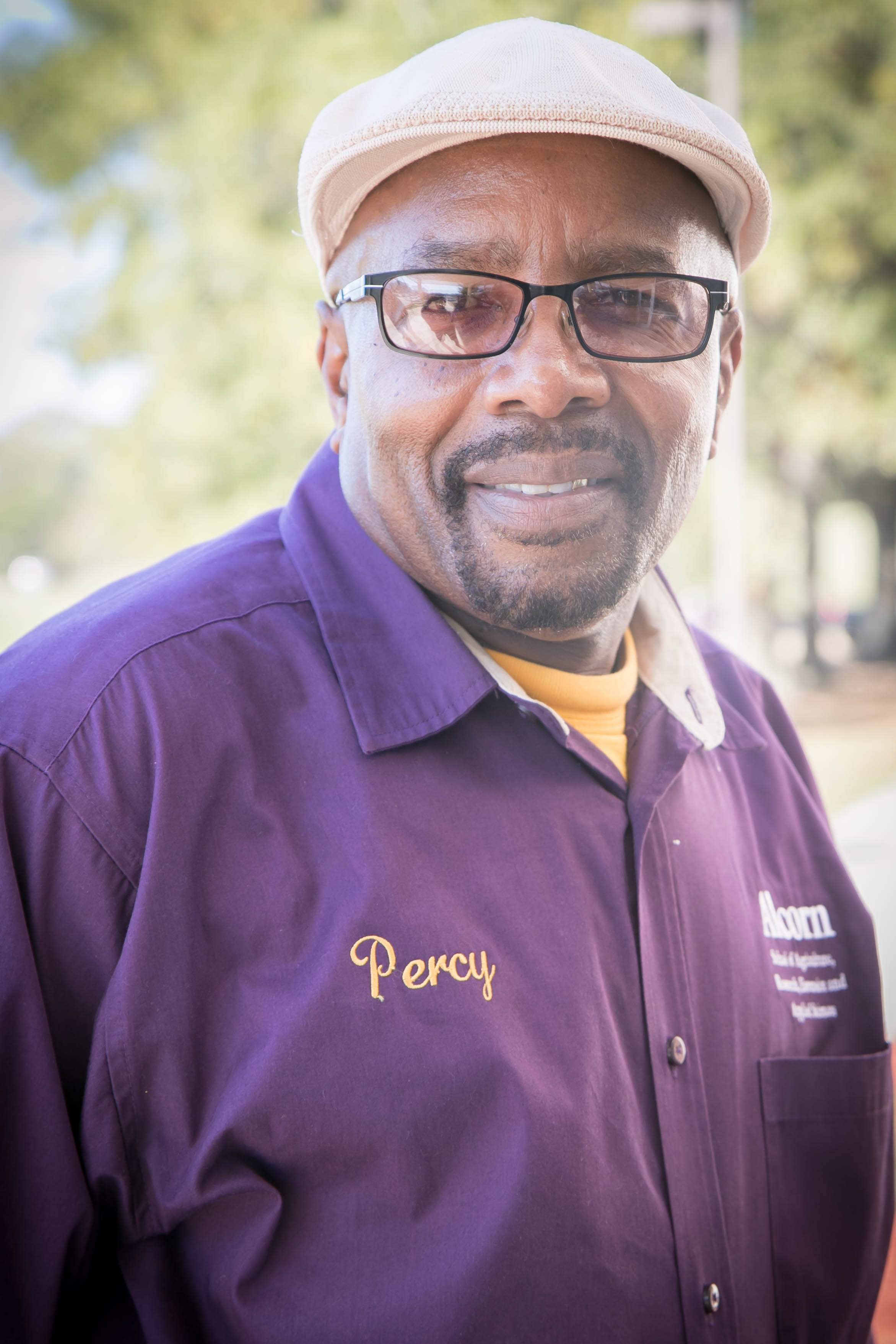 Percy Baldwin, Facility Manager