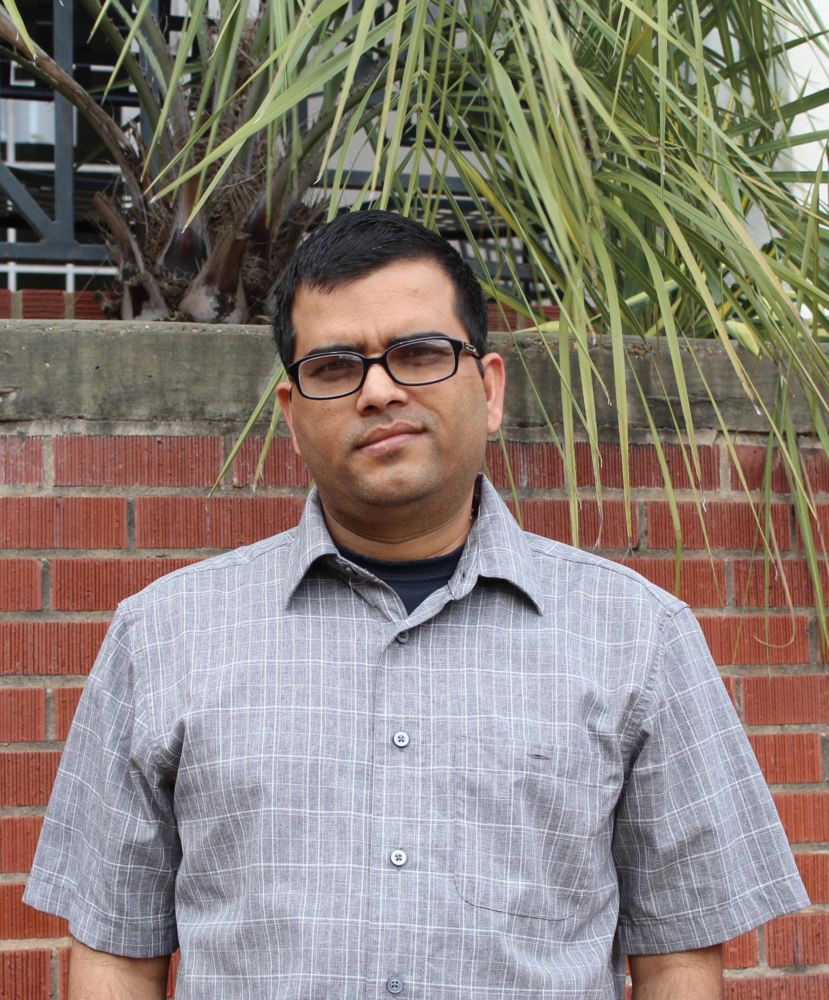 Dr. Thir Dangal, Assistant Professor