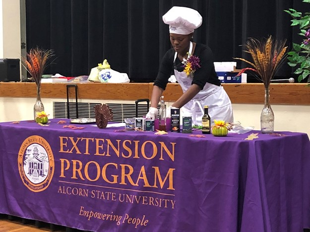Alcorn Extension hosts 2017 Holiday Affair Events