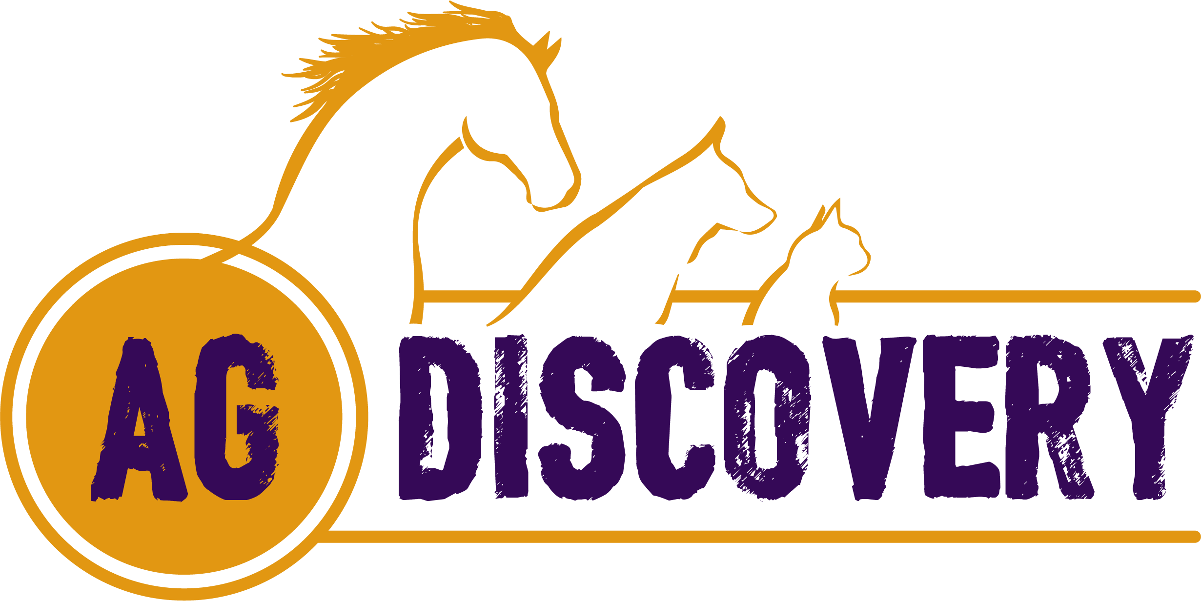 Alcorn State Ag Discovery camp logo
