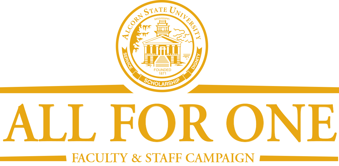 Alcorn State University All for One Faculty & Staff Campaign image