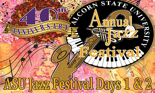 Alcorn's annual Jazz Festival to celebrate 40 years of musical entertainment