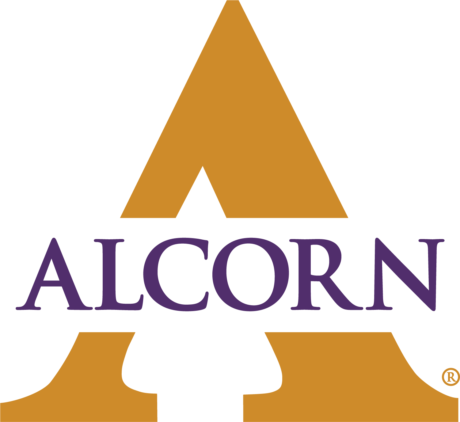 (Alcorn A Logo Mark)