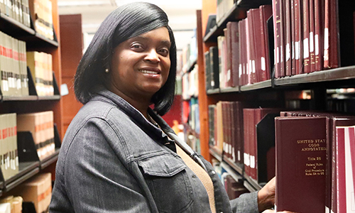 J. D. Boyd Library offers new book scholarship to students at Alcorn