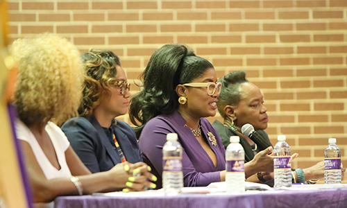 Brave Girls Rock: Alcorn students hear real world advice from panels of distinguished women leaders