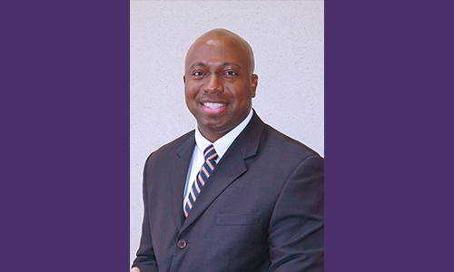 Dr. Cedric Magee embarks on a new journey as associate superintendent for the Vicksburg-Warren County School District