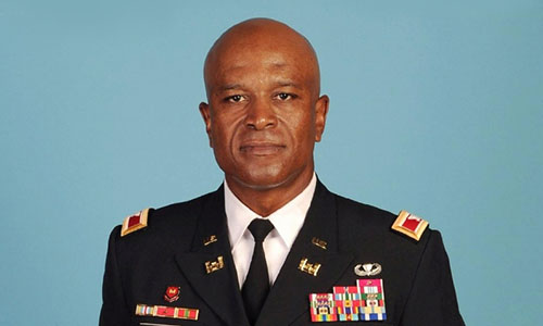 Alumnus Col. Timothy W. Holman '92 will speak during Spring Commencement