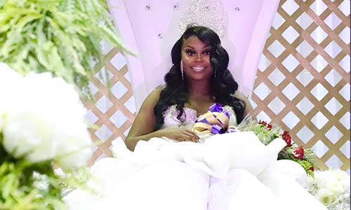 Heaven on Earth: Alcorn crowns Lady Jakhia Gray as the 93rd Miss Alcorn State University during coronation ceremony