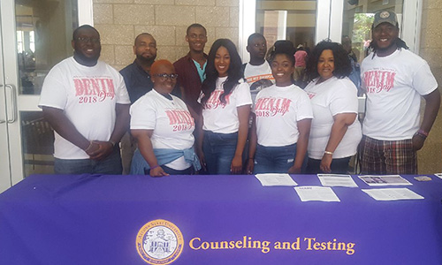 Office of Counseling Services celebrates Sexual Assault Awareness Month with Denim Day
