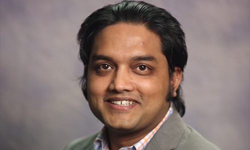 Dr. Debarshi Roy recognized by Diverse: Issues in Higher Education for his COVID-19 research