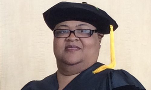 Alcorn alumna, Dr. Brendalyn Donaldson, earns doctorate degree from Argosy University