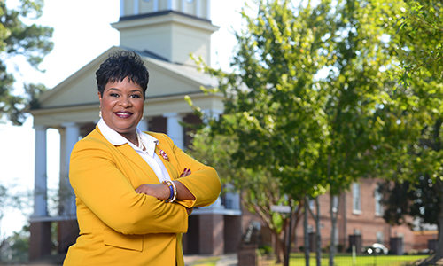 Alcorn President Felecia M. Nave to participate in Change Summer's virtual conversation about sector change