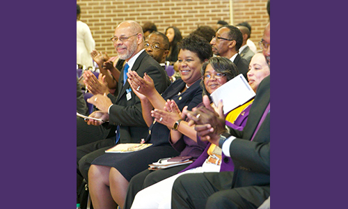 Alcorn employees energized and committed to push forward, higher after annual Faculty and Staff Institute