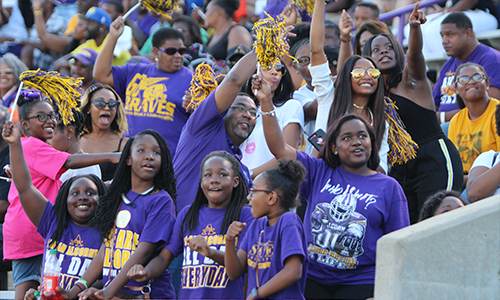 Alcorn community named amongst most football fan friendly atmospheres in America