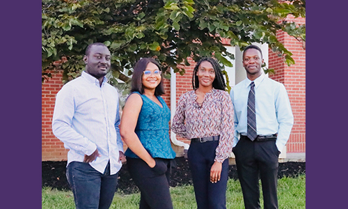 Forbes selects four Alcorn business and STEM students as Under 30 Scholars