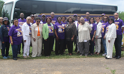 Golden Class of 1968 reflect on Alcorn's tutelage
