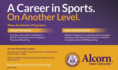 Story Details - Alcorn State University