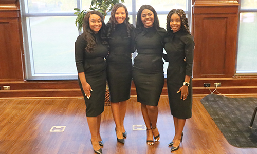 Brave Trailblazers: Alcorn's Student Government Association inaugurates four females as class presidents for the first time in school history