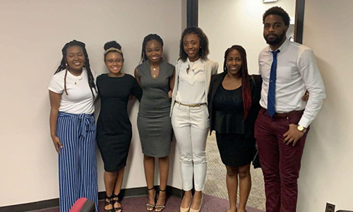 Alcorn biology students prepare for medical school by participating in Meharry Medical College's Summer Enrichment [BS/MD] Program