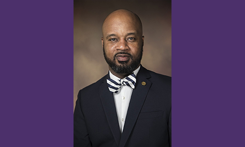 Dr. Mitchell Shears promoted to associate vice president for Student Success at Jackson State University