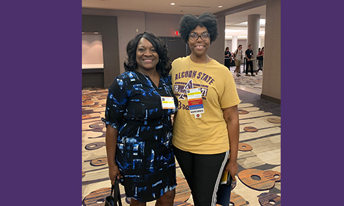 Alcorn's Mortar Board chapter delegates gain quality leadership experience at the 2019 National Conference