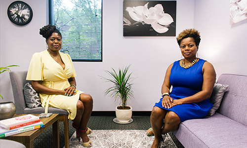 Metro Nashville Alcornites Ila Foster and Stacey Warren-Lanier team up to start new co-working business, The Atelier
