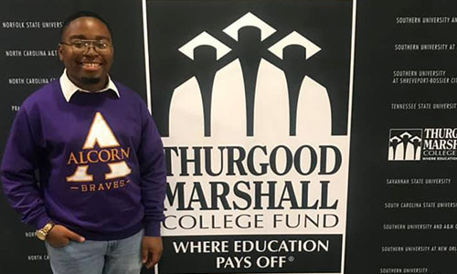 Tra'Keyvion Hale completes Fortune 500 internship with Ally Financial
