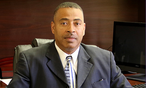 Dr. Willie Benson selected as CITS' chief information officer