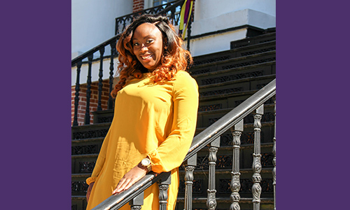 Kellie McDonald credits Alcorn for her evolution