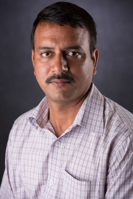 Dr. Anant Singh, Assistant Professor of Chemistry