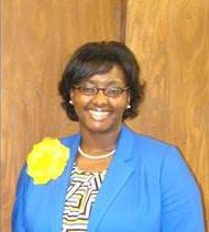 Image of Dr. Elmira Ratliff, graduate of the class of 2007