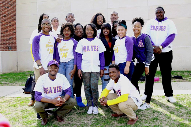 Alcorn State Student Government Association Members